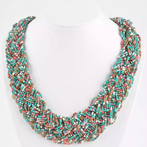 Soma Beaded Necklace