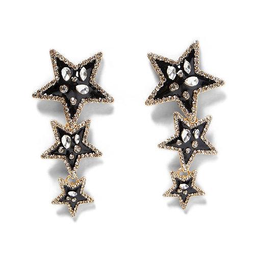 Starry Wish Drop Earrings