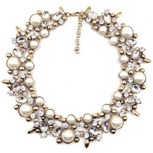 Pearlfect Statement Necklace