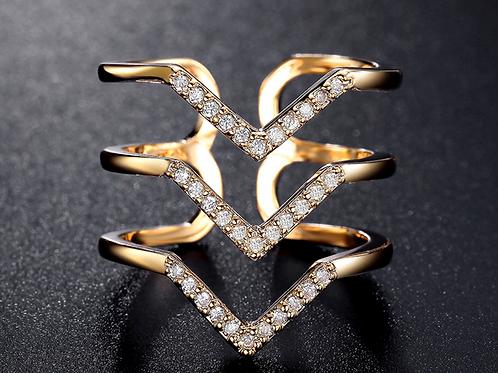 Egypt Gold Ring