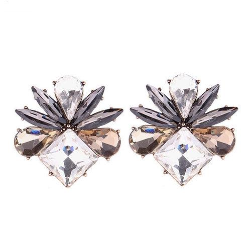 Harper Jeweled Earrings