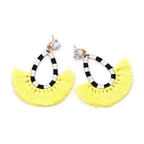 Fringed Cali Earrings