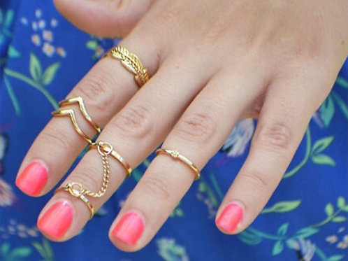 Zola Ring Set