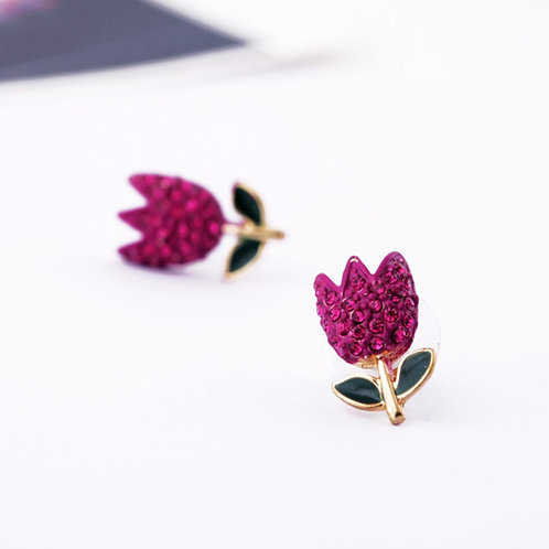 Esme Flower Earring