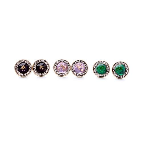 Cyrene Stud Earrings