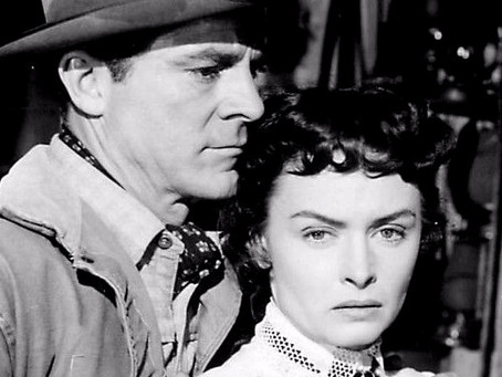 Donna Reed in another western