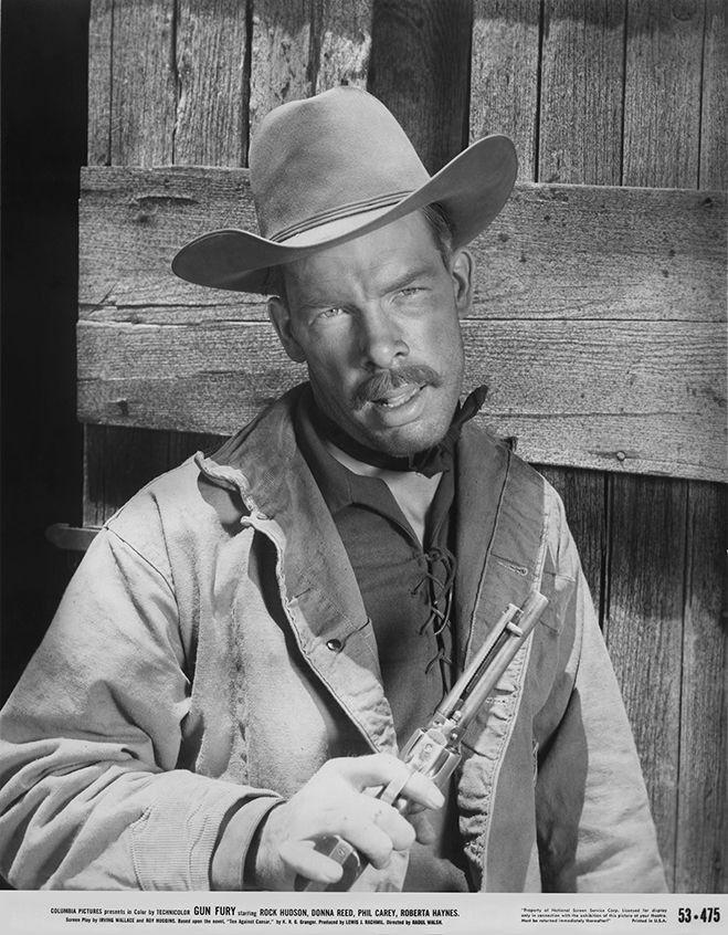 Lee Marvin in Gun Fury