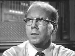 "John Fiedlier in ""12 Angry Men ""(1957)"
