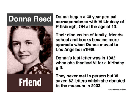 Donna the friend