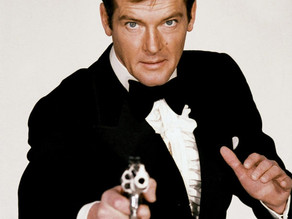 Roger Moore's Hollywood debut with Donna