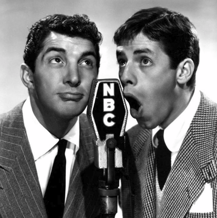 Dean Martin and Jerry Lewis Radio Show