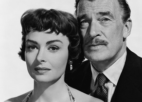 Donna Reed played Walter Pidgeon's daughter