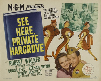 See Here Private Hargrove (1944)