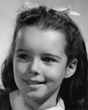 Gigi Perreau, child actress