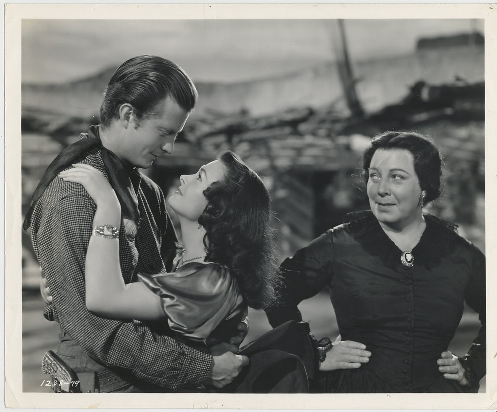 William Lundigan, Donna Reed, and Connie Gilchrist