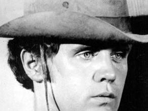 The blue-eyed cowboy
