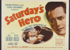 Donna Reed and Saturday's Hero