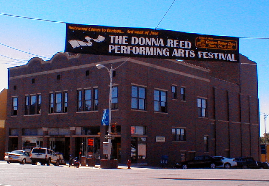 The Donna Reed Center for the Performing Arts