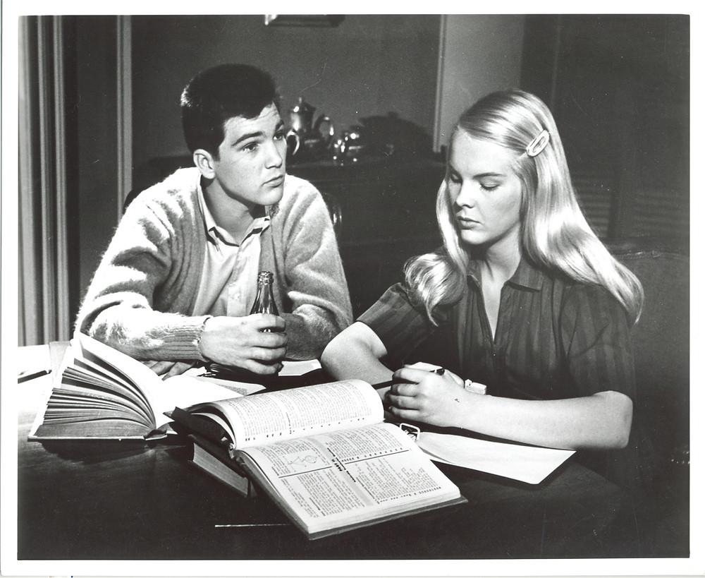 Paul Petersen and Janet Landgard