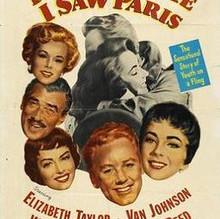 Donna filmed in Paris