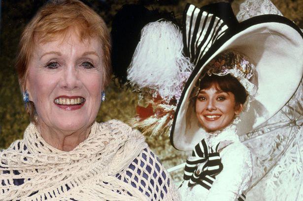 Marni Nixon dubbed Audrey Hepburn in My Fair Lady