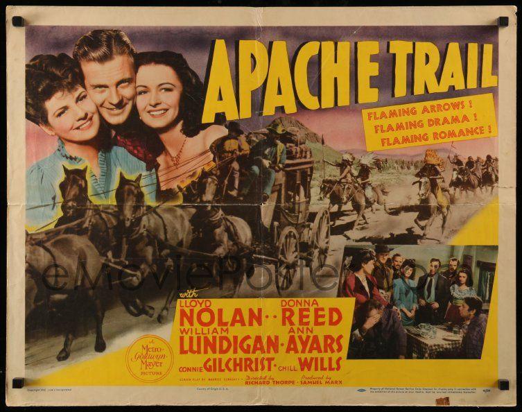 Apache Trail lobby card