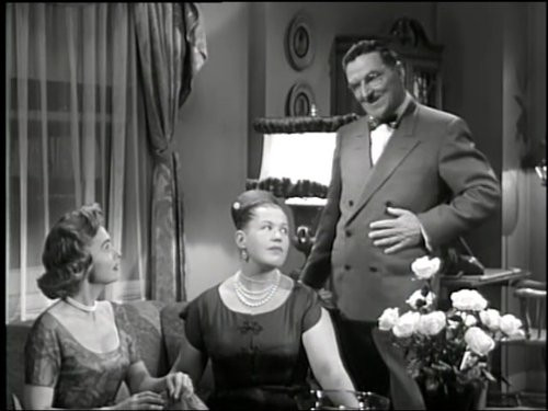 Donna Reed, Kathleen Freeman and Howard McNear