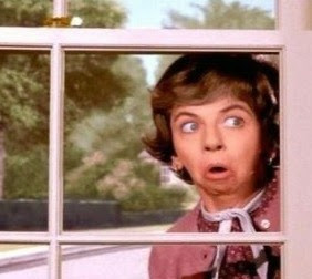 Nosy neighbor appears with Donna