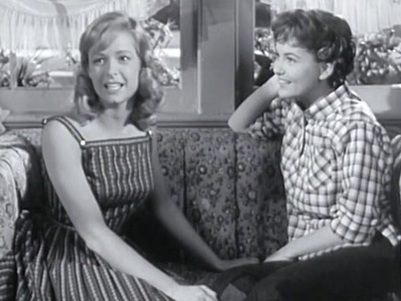 From soap commercial to The Donna Reed Show