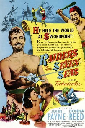 Raider of the Seven Seas poster