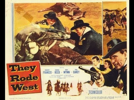 One of Donna's B Westerns