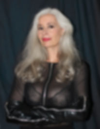 Dominatrix Mistress Verushka Mandrake. The Mature Mature Disciplinarian.