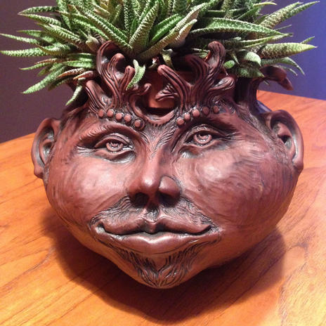 Herne the Hunted Planter
