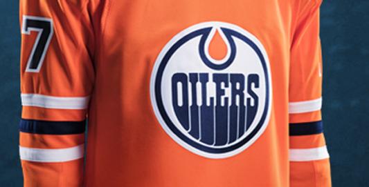 Edmonton Oilers                Home / Away Jersey