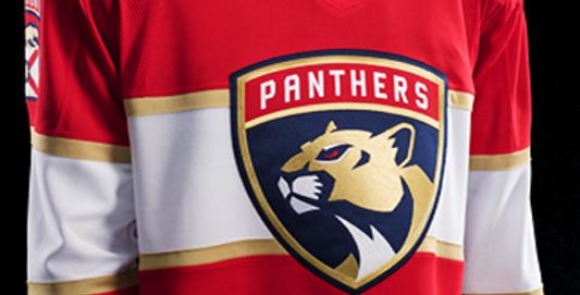 Florida Panthers       Home / Away Jersey