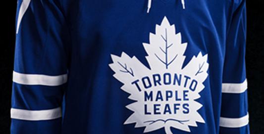 Toronto Maple Leafs   New Logo