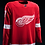 Thumbnail: Detroit Red Wings      Home - Original Logo