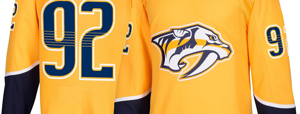 Nashville Predators..........                Home Jersey