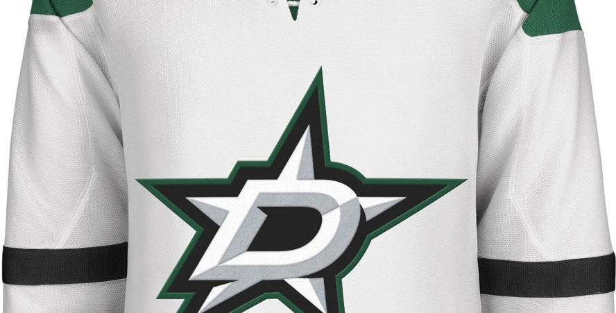 Dallas Stars                 Away Jersey