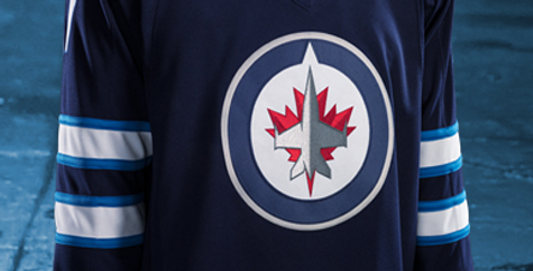 Winnipeg Jets......                          Home Jersey