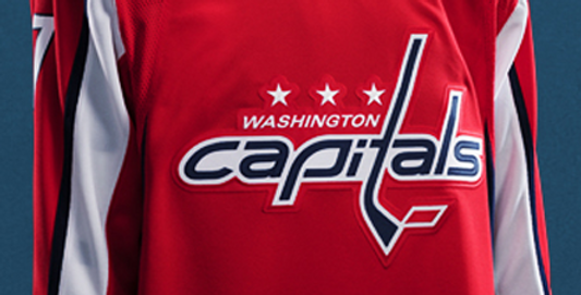 Washington Capitals          Home / Away