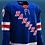 Thumbnail: NY Rangers                         Home / Away Jersey