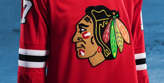 Chicago Black Hawks                       Home / Away Jersey