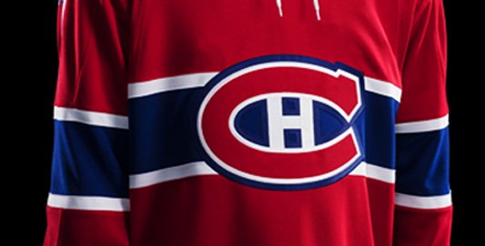 Montreal Canadians         Home /Away Jersey