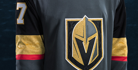 Vegas Golden Knights.....                 Home Jersey