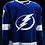 Thumbnail: Tampa Bay Lightning....                         Home Jersey