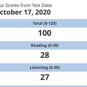 【心得】從80幾進步到100 Pin TOEFL方法真的有效