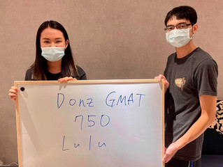 【心得】GMAT 三戰 750 (570 – 660 – 750) 感謝Donz GMAT!!!!!!!