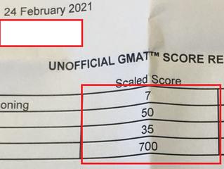 [心得] 二戰 700 推課程緊湊 Donz GMAT