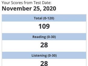 【心得】托福四戰Pin TOEFL帶我衝到109 寫作滿分30